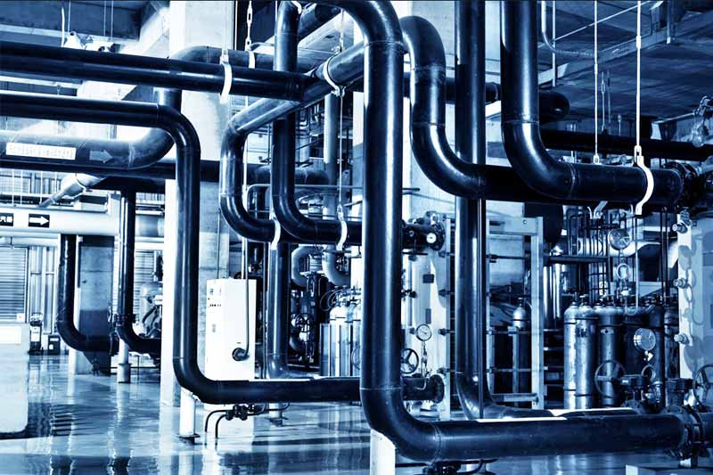industrial plumber Toronto